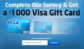 youll receive instructions on how to claim your visa gift card after entering your email on the page linked below no personal information is required so - Free 1000 Visa Gift Card No Surveys